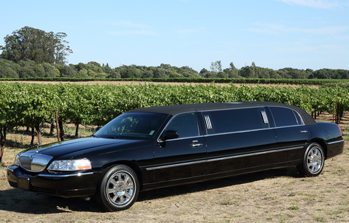6P Limo Stretch vehicle ext