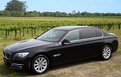 bmw 740li vehicle ext