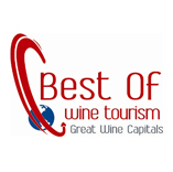 best of wine tourism logo