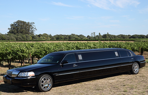 9P Limo Stretch vehicle ext