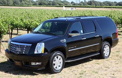 Cadillac Escalade vehicles ext