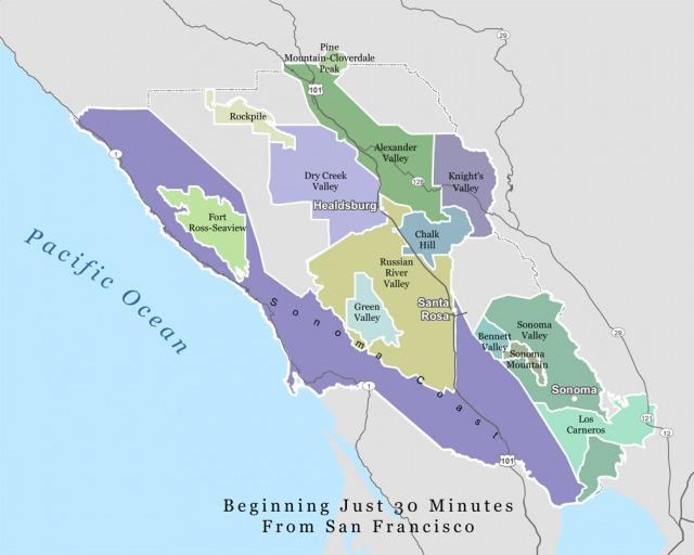 Sonoma County AVA Listings