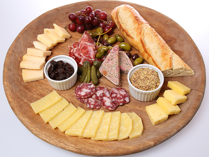 Cheese Charcuterie