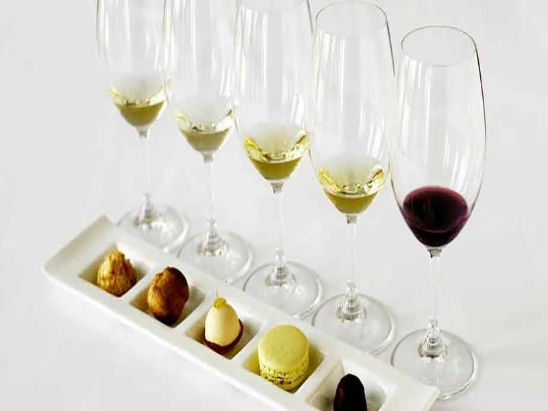 kendall jackson wine food pairing