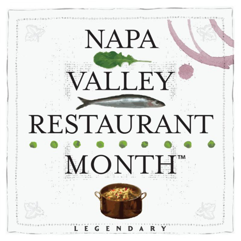 napa valley restaurant month