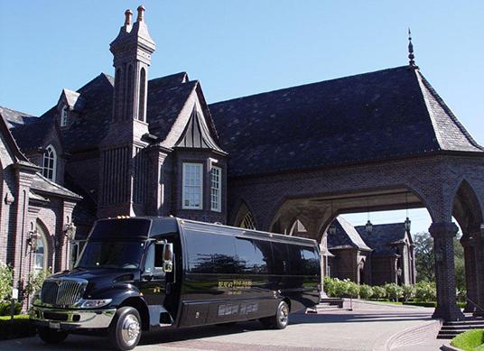 Sonoma Wine Tour Bus