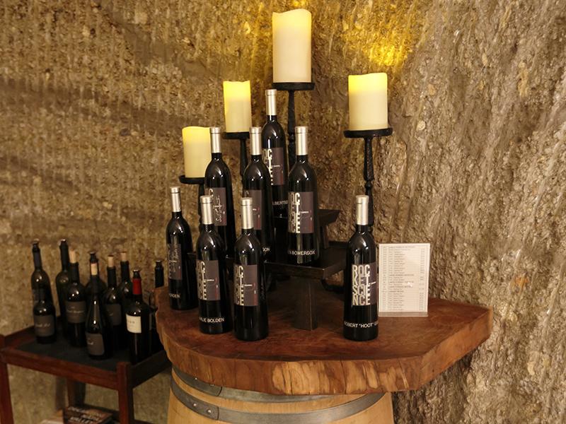 private napa valley wine tasting