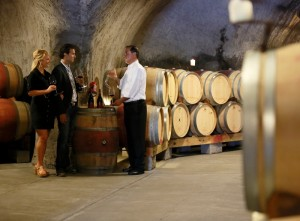 wine cellar tasting wine country etiquette