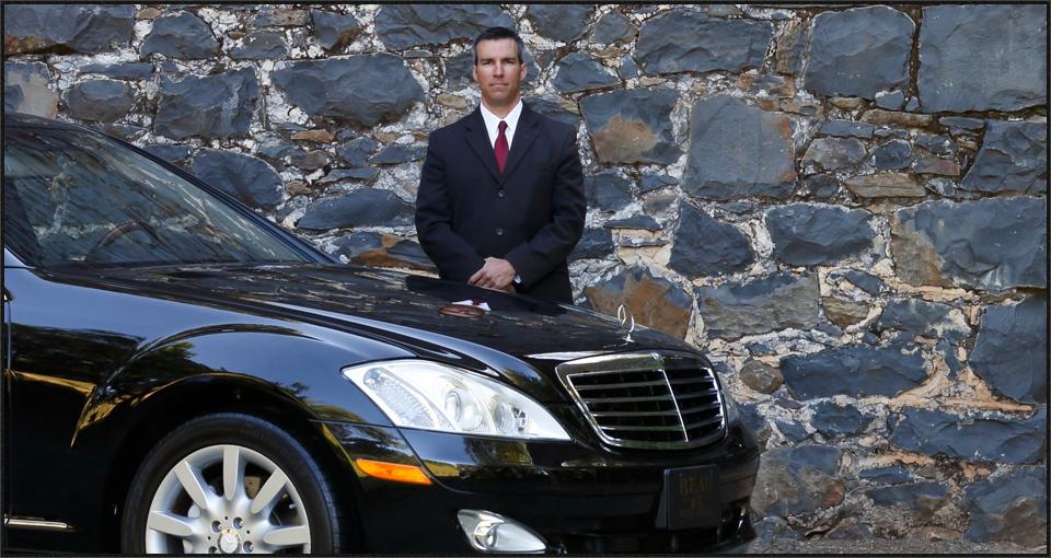 napa valley limousine service