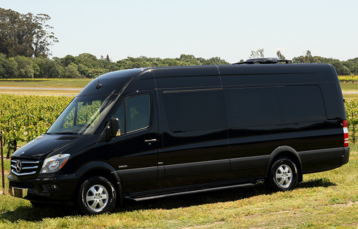 10P Sprinter Van vehicle ext
