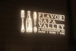 flavor napa valley logo