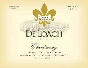 DeLoach Hawk Hill Vineyard Chardonnay