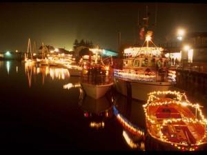 Petaluma Boat Parade