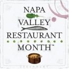 Napa Valley Restaurant Month 2015