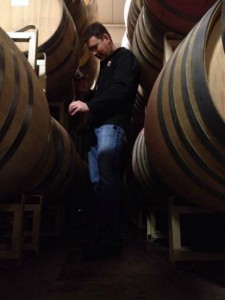 Artesa Winemaker Mark Beringer