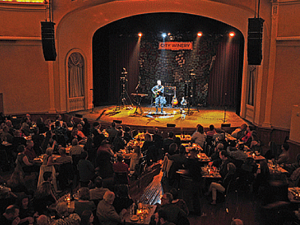city winery stage