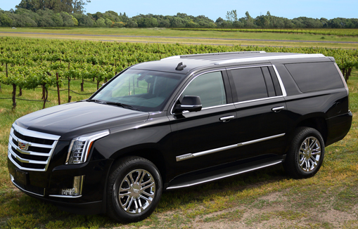 cadillac escalade vehicle exterior