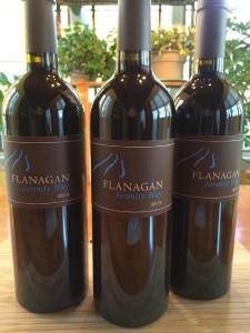 Flanagan Wines 2012 Serenity Way