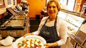 Chef Maria Belmonte VJB Cellars