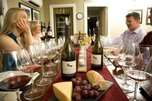 Wine Tasting Sojourn Cellars