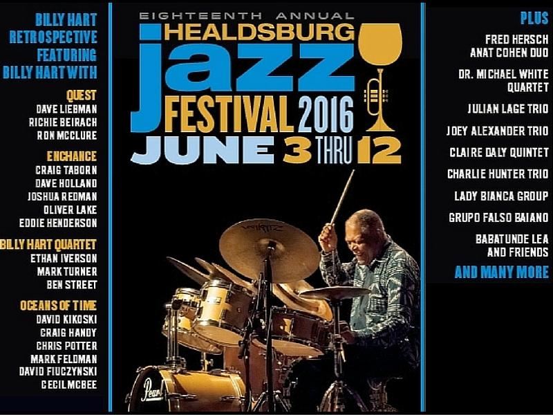 Healdsburg Jazz