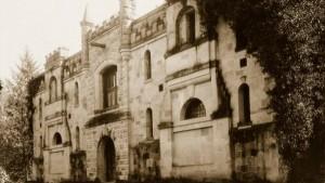 Old Chateau Montelena