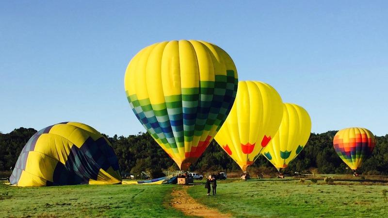 Napa Valley Balloons CNN Travel