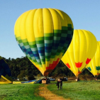 Experience the Napa Valley from a Hot Air Balloon