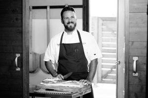 Executive Chef Timothy Kaulfers Arista Winery Sonoma