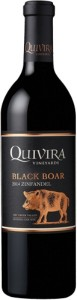Black Boar Zinfandel Quivira Vineyards
