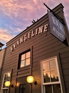 Evangeline Restaurant Calistoga