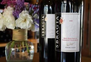 Sbragia Family Wines Monte Rosso Cabernet Sauvignon