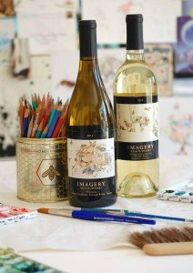 Art Wine Imagery Winery
