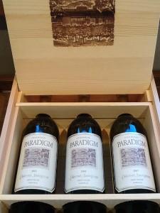Vertical Vintages Paradigm Winery