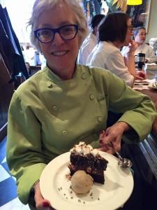 Chef Cindy Pawlcyn Mustards Restaurnat Yountville