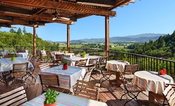 Auberge du Soleil Napa Restaurant Week