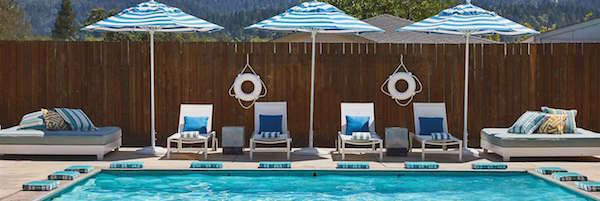 Calistoga Motor Lodge Spa