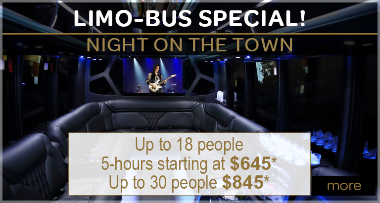 Limo Bus Special