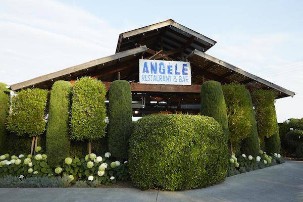 Angele French Restaurant