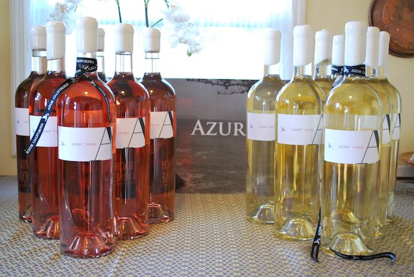 Sip summery Azur wines on your Napa Valley wine tour with Beau Wine Tours!