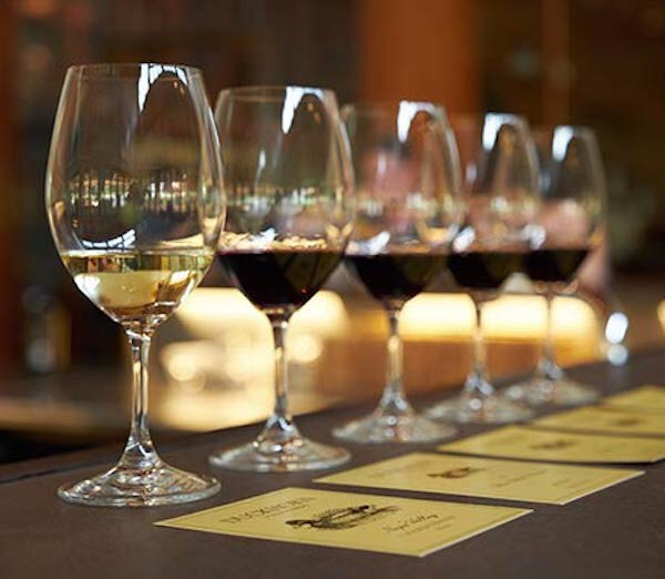 sample duckhorn's lauded line-up on your napa valley group wine tour with beau wine tours!