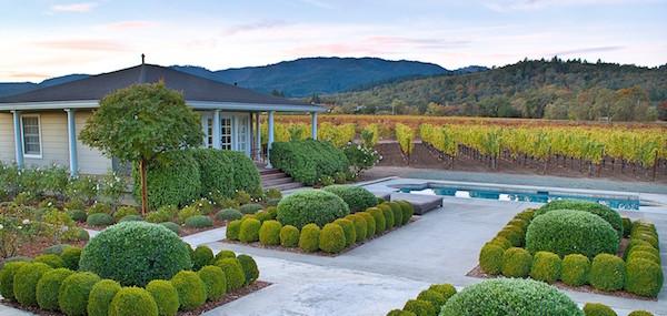 St. Helena Winery Napa Valley