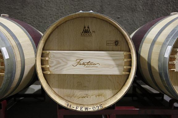 Beau Wine Tours Barrel